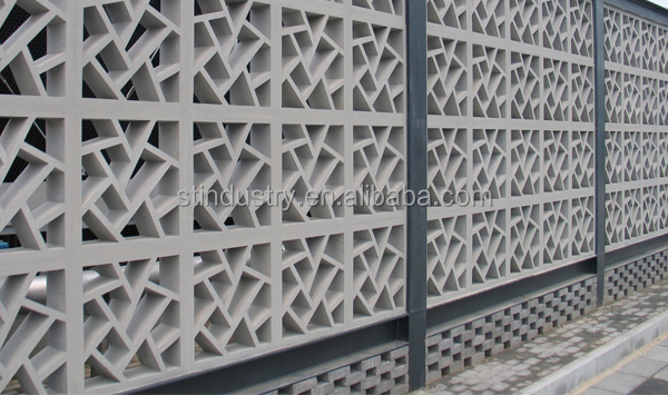 Customized Residential Outdoor Exterior Decorative Gfrc