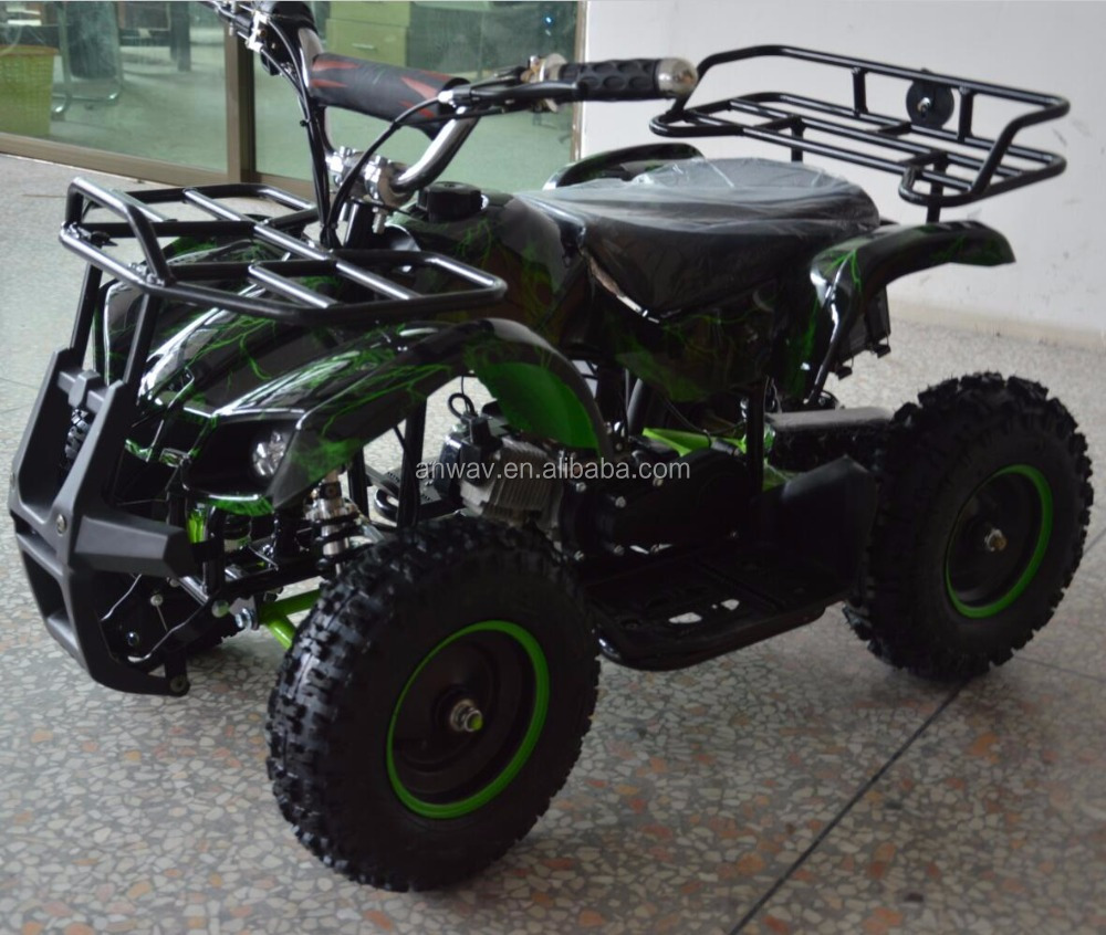 Automatic 4 Wheelers 110cc dune buggy 4x4 for kids