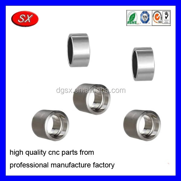 customized Socket Weld Coupling 201/303 /304 /316lstainless steel carbon iron CNC Lathe turning parts