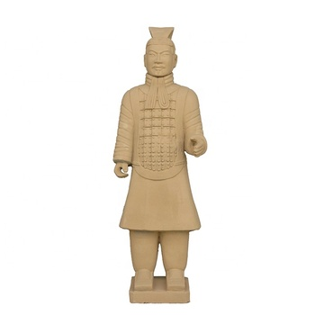87 centimetri ufficiale Cina Warrior in Xi'an City fo vendita guerrieri di terracotta souvenir