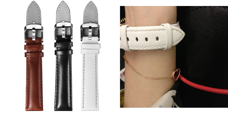 lady white leather bands.jpg