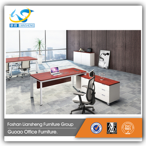 2017 hot sale modern executive desk office furniture dubai