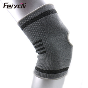 High elastic lightweight knee compression sleeve support belt