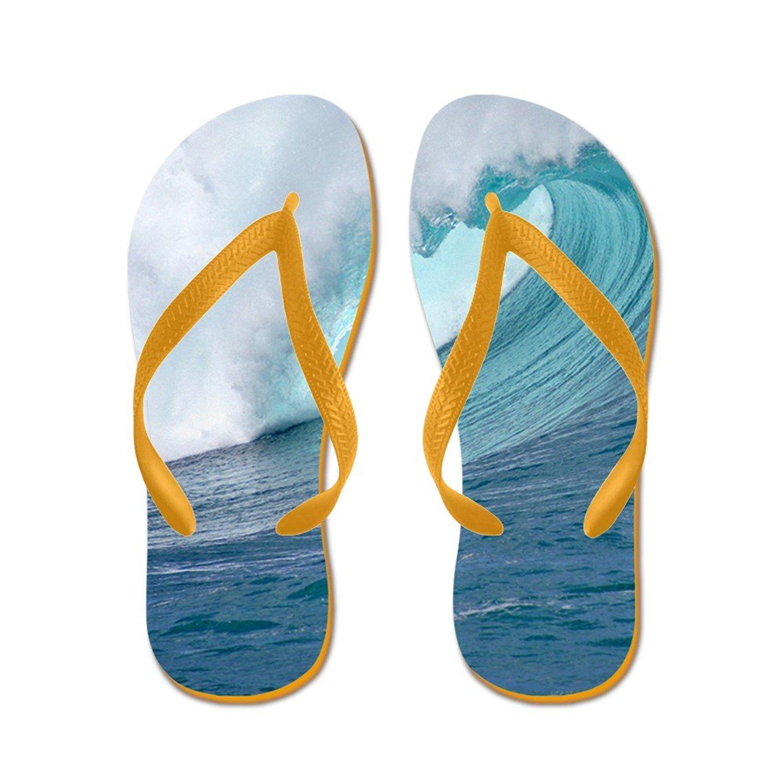 0e40ec0a6 Get Quotations · CafePress Waimea Bay Wave Hawaii Tropical - Flip Flops