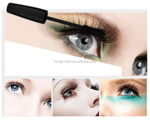Private Label Natural Fiber Permanent Black Makeup Fiber Lash Waterproof 3D Mascara