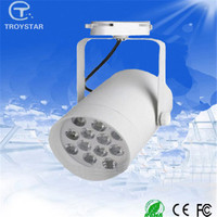 Factory Direct Sale Aluminum Housing 12w Led Track Lighting Kits