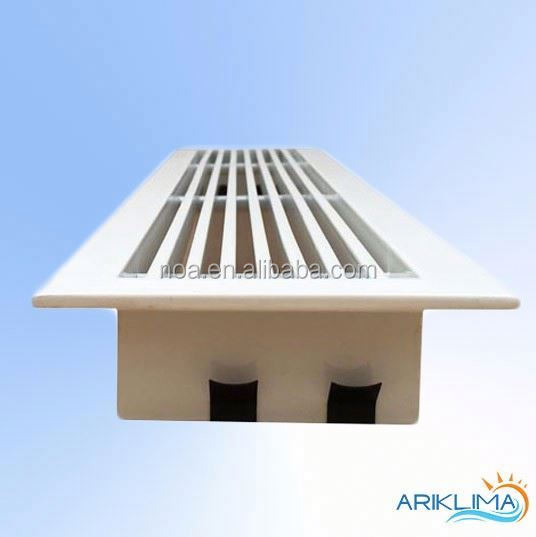 High quality best selling hvac havc linear bar air diffuser for HVAC market LG
