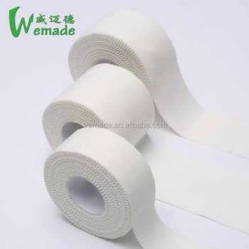Colored Zinc Oxide Sports Tape