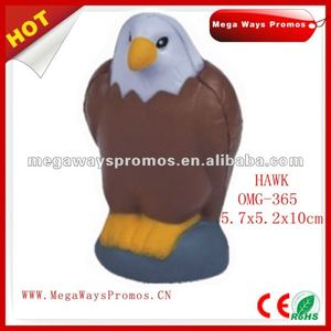 Hawk Stress Relievery Toy