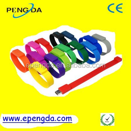 usb bracelet 2gb 4gb,2gb bracelet usb wristband usb flash memory stick,colorful usb wristband 2gb 4gb