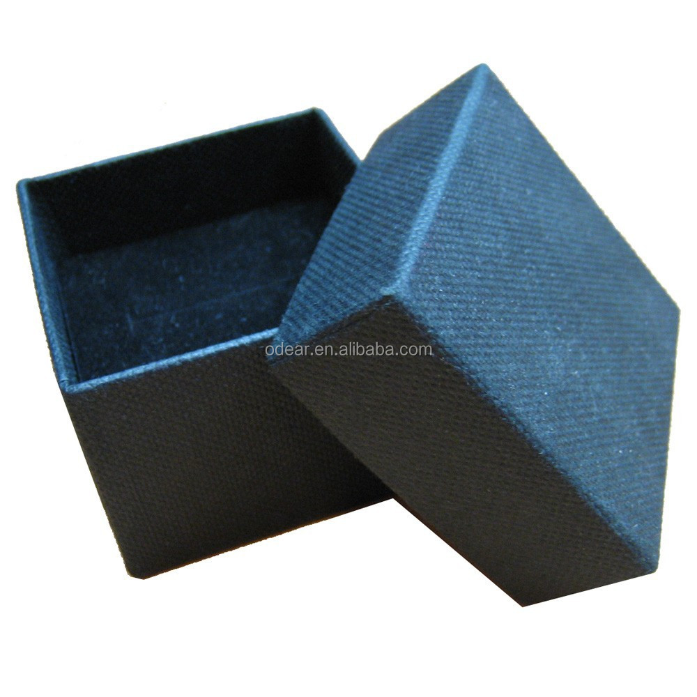 hot custom made paper jewellery box for party