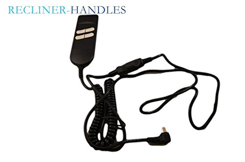 Recliner-Handles Okin 4 6 Button Hand Control Handset fits Med-Lift Electric Recliner and Lift Chair