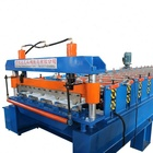 Ibr Metal Aluminum Plate Sheet Roof Panel Cold Roll Forming Making Machine