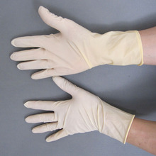 Free sample latex examination gloves malaysia price manufacturer in China