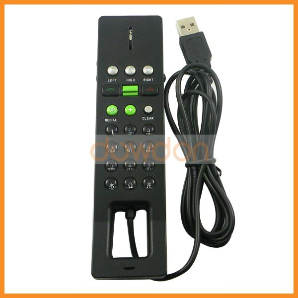Cheap Usb Skype Phone With Lcdplug And Play