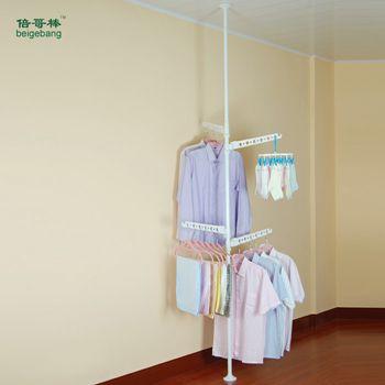 Suspensi n de ropa de pie la forma del rbol perchero balc n tendedero de ropa tmh 1 percheros - Como hacer un tendedero de ropa ...