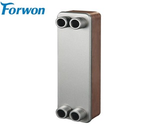 FHC028 Equal to CB27 brazed heat exchanger for water to water