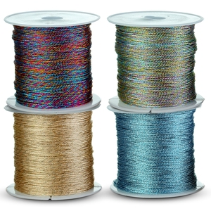 0.2 0.4 0.6 0.8 1mm Strong Nylon Knitting Beading Cord Wire String Thread Silk Cord For Bracelet Jewelry