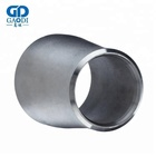 stainless steel 8X6 STD BUTT WELD concentric REDUCER with good quality