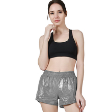 Nieuwe Mode Workout <span class=keywords><strong>Shorts</strong></span> Dames Met Rits Fitness Hoge Taille Yoga <span class=keywords><strong>Shorts</strong></span>