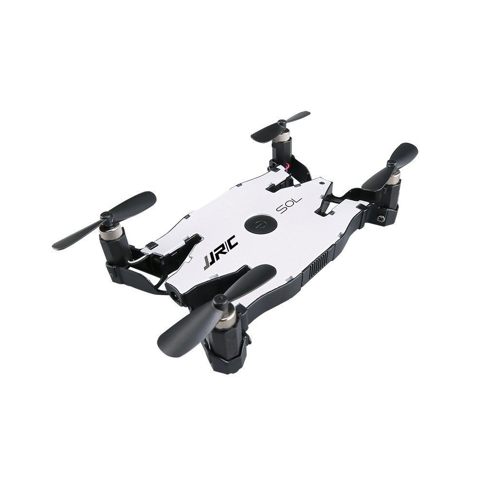 Hobbyfly JJRC H49 SOL Headless Mode Altitude Hold One Key Return Wifi FPV 720P HD Camera Ultrathin Foldable Mini Size Drone RC Quadcopter