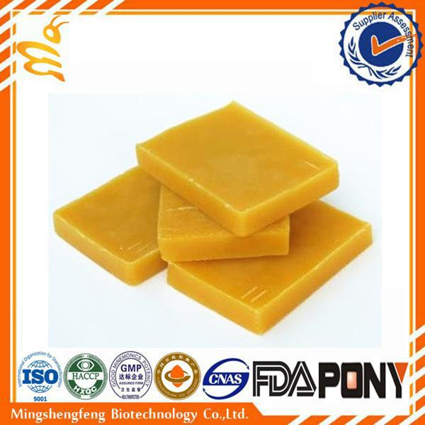 White Beeswax Used in cosmetic, food, medicine