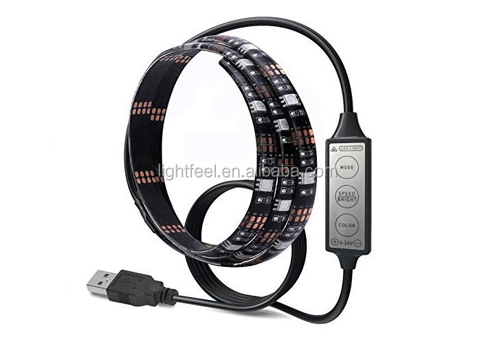 Led Wall Light To Decorate Inhome 50cm 5v Led Strip Usb Intertek ...