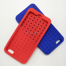 wholesale factory custom shockproof silicone mobile phone cover