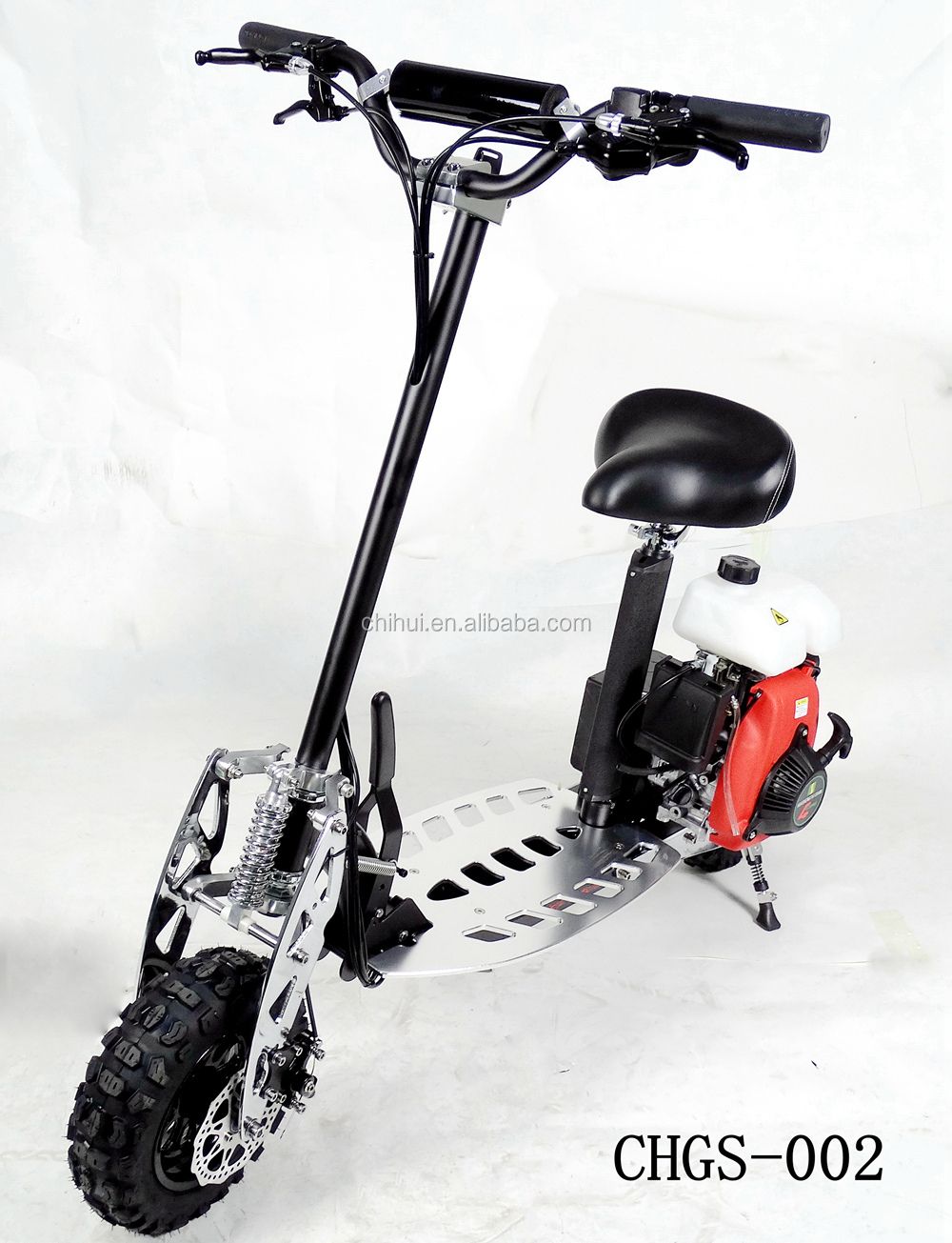 Chihui 37cc 49cc 71cc high quality mountain gas scooter mountain gasoline scooter