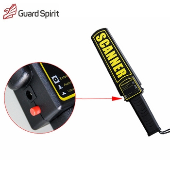 Md3003b1 Guard Spirit Anti Rejection Hand Held Metal Detector - Buy  Handheld Metal Detector,Metal De Detector,3d Metal Detector Product on  Alibaba com