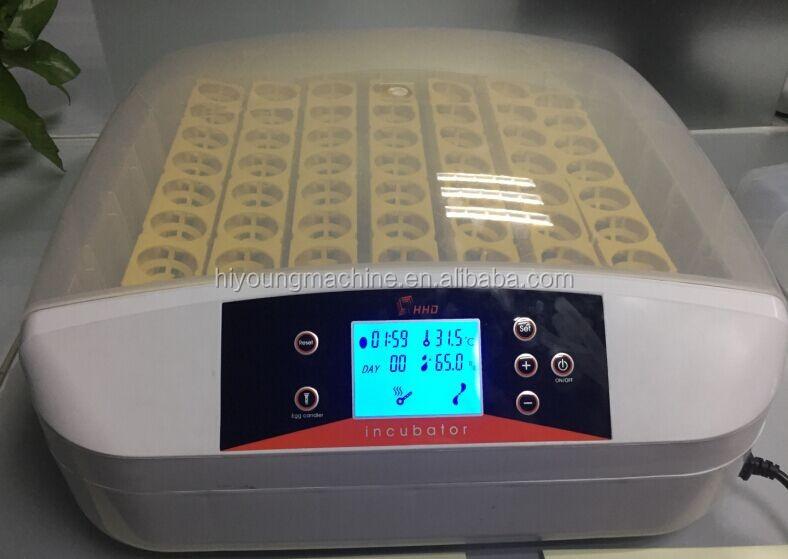Aohuada 56 oeufs enti/èrement automatisc Couveuse Incubateur Incubateur Enti/èrement automatique