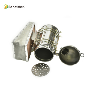 Beekeeping Tame The Bees Competitive Price Stainless Steel Bee Hive Smoker For Hot Sale Apiculture Bee Equipment