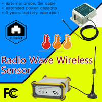 Wireless base station g7 ethernet anemometer with data logging