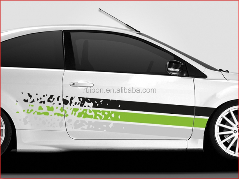 Custom Car Decal Printing