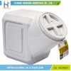 Plastic Storage Pet Food Container