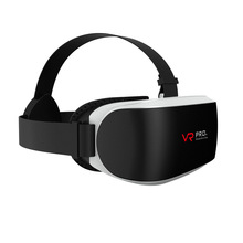 2017 New arrival private mold vr headset SVR-A7, google vr box 3d glass in stock