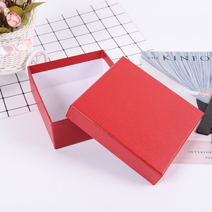 Alibaba high quality packaging square colorful paper box lid and base for watch/gift/cloth