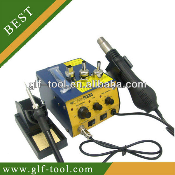 BEST-902A 2 IN 1 soldering station hot air