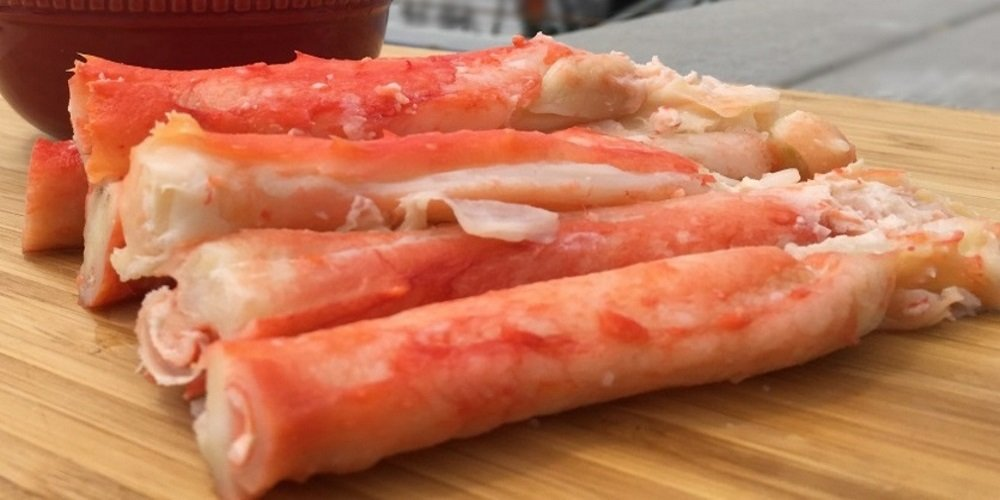 King Crab Meat (2 POUNDS)