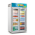 Supermarket Soft Drink Display Refrigerator Pepsi Fridge /2.5m Beverage Merchandiser