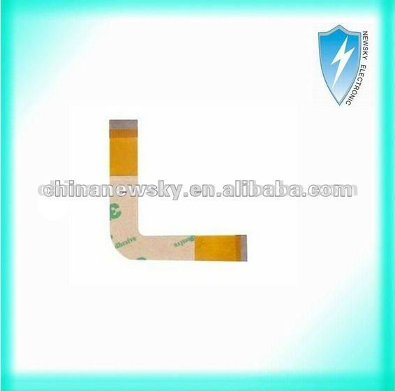 New drive laser lens flex cable repair parts for ps2 slim