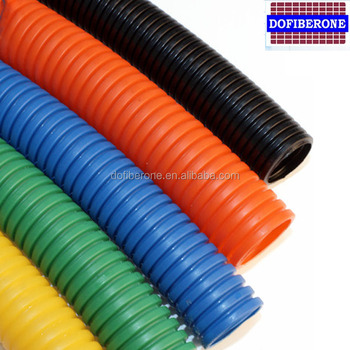 pe 2mm flexible plastic tube for electrical wire conduit buy high rh alibaba com