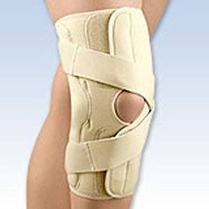 8a6caf9f0c OA/Arthritis Knee Brace, Medial Left/Lateral Right, Extra Large Beige