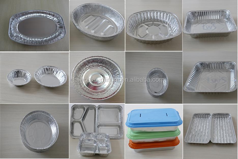aluminium foil turkey trays