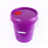 hot sale export standard plastic bucket 20 liter paill/barrel/drum