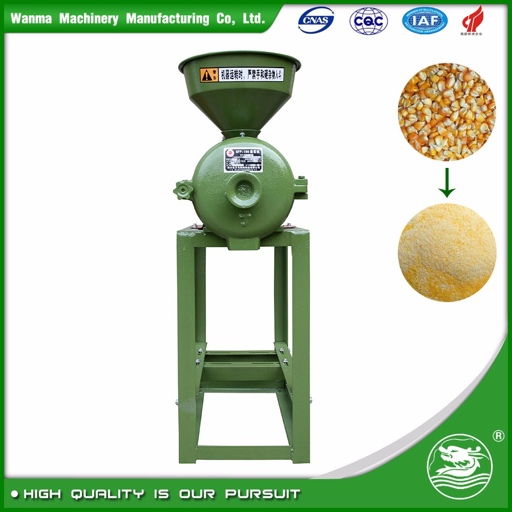 WANMA4896 Gold Supplier Grinding Machine For Plantain