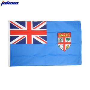 100% ECO Polyester Printing 90x150cm Flag of Fiji