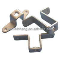 Link shelf support brackets For electrical water heaters for bath
