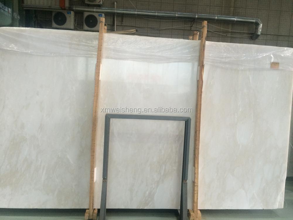 White onyx lastra tipi di piastrelle di marmo onice lastre ice onice