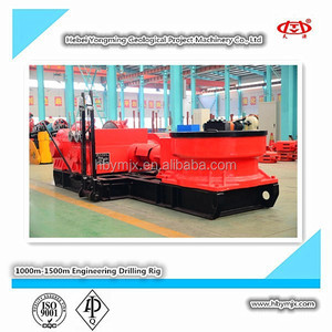Deep Well Drilling Machine for Sale 600m-3700m Drilling Rig